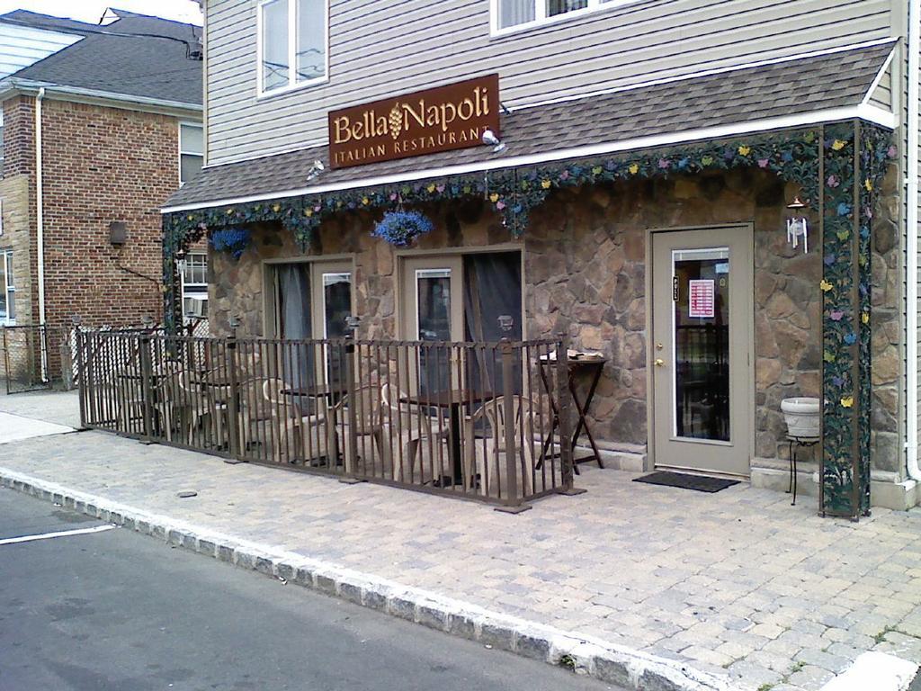 Bella Napoli Restaurant Kenilworth Nj 07033 908 272 2180